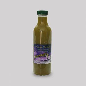 Purple Cushhh Moringa Drink